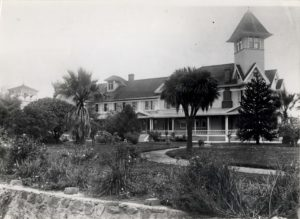 93.437 Bloomfield Ranch, south of Gilroy, burned down 1920