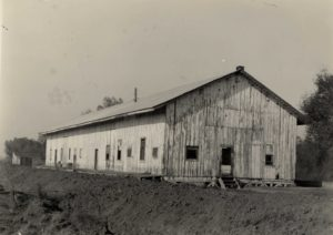 93.938 Miller and Lux Wharehouse, picture takin circa 1930