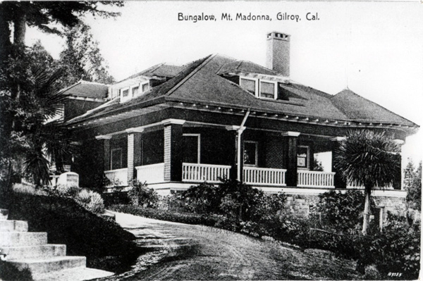 Mt. Madonna,Gilroy,Bungalow,house,cabin,Henry Miller