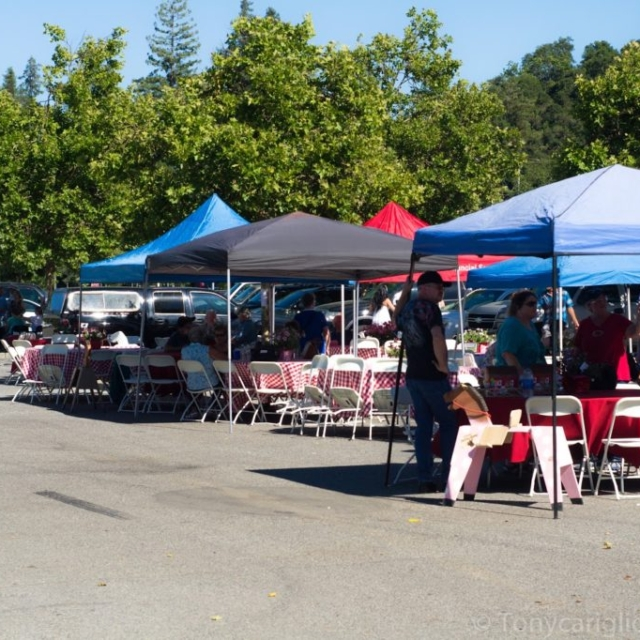 people,tables,tents,event