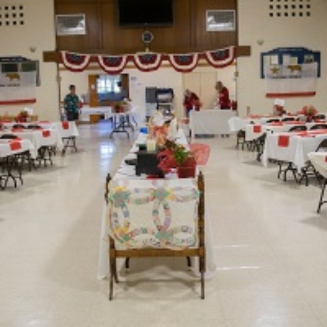 hall,tables,chairs,decorations